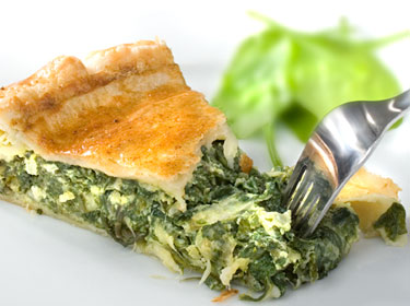 Erbazzone Emiliano – the best spinach and Italian cheese tart