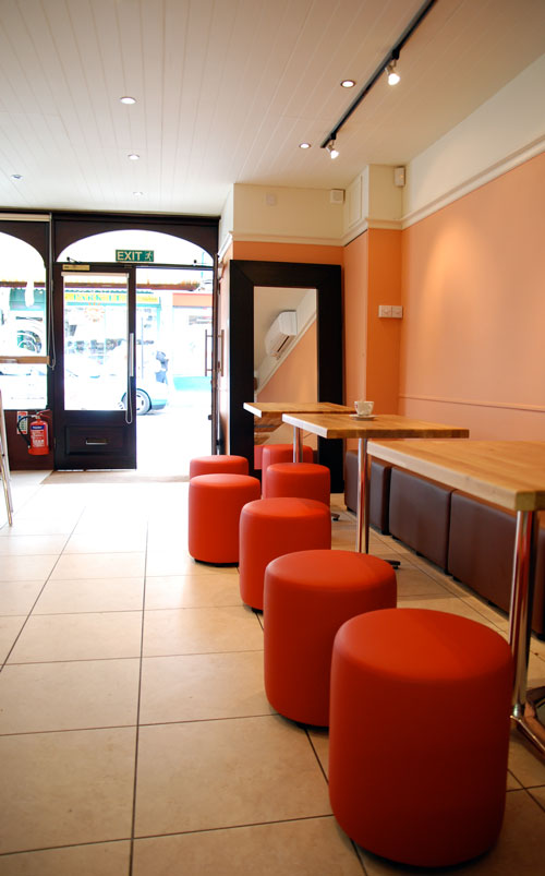 Del Sole interior- redesigned October 2008