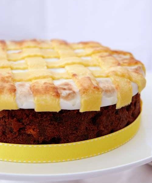 Marzipan Simnel Cake – an English Easter Classic