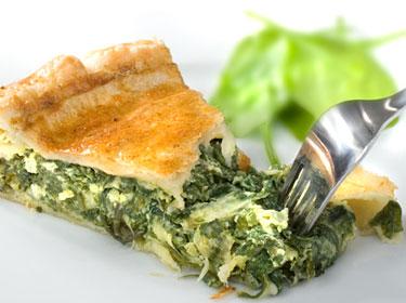 Erbazzone Emiliano – the best spinach and Italian cheese tart
