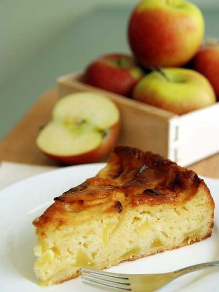 Mamma is the word – an apple cake for Mother's Day!