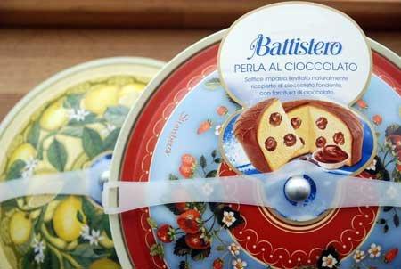 Battistero – beautiful Italian Christmas panettone