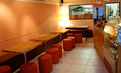 Del Sole interior - redesigned October 2008