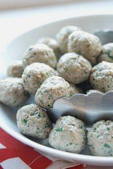 Lamb, Garlic and Parsley Meatballs